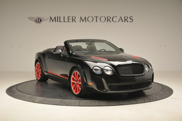 Used 2013 Bentley Continental GT Supersports Convertible ISR for sale Sold at Alfa Romeo of Greenwich in Greenwich CT 06830 11