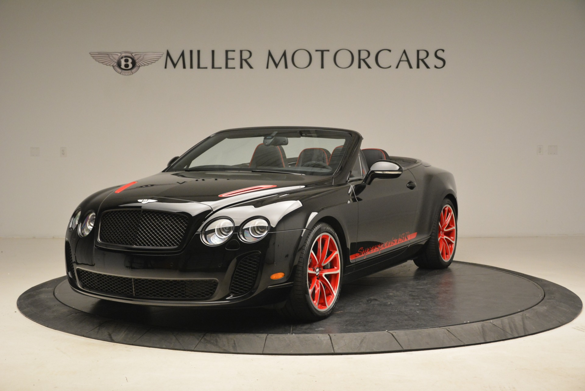 Used 2013 Bentley Continental GT Supersports Convertible ISR for sale Sold at Alfa Romeo of Greenwich in Greenwich CT 06830 1