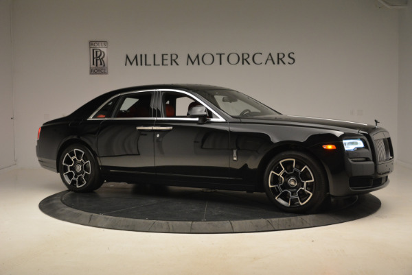 Used 2017 Rolls-Royce Ghost Black Badge for sale Sold at Alfa Romeo of Greenwich in Greenwich CT 06830 10