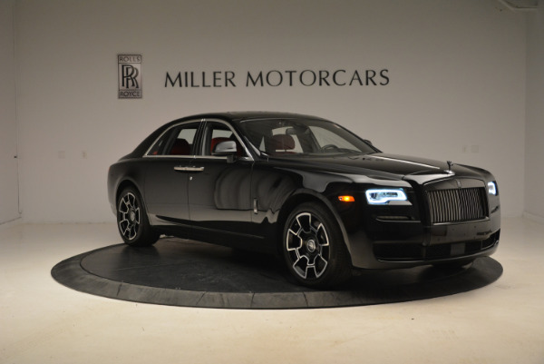 Used 2017 Rolls-Royce Ghost Black Badge for sale Sold at Alfa Romeo of Greenwich in Greenwich CT 06830 11