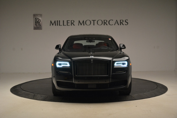 Used 2017 Rolls-Royce Ghost Black Badge for sale Sold at Alfa Romeo of Greenwich in Greenwich CT 06830 12