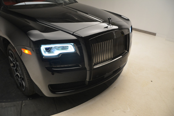 Used 2017 Rolls-Royce Ghost Black Badge for sale Sold at Alfa Romeo of Greenwich in Greenwich CT 06830 13