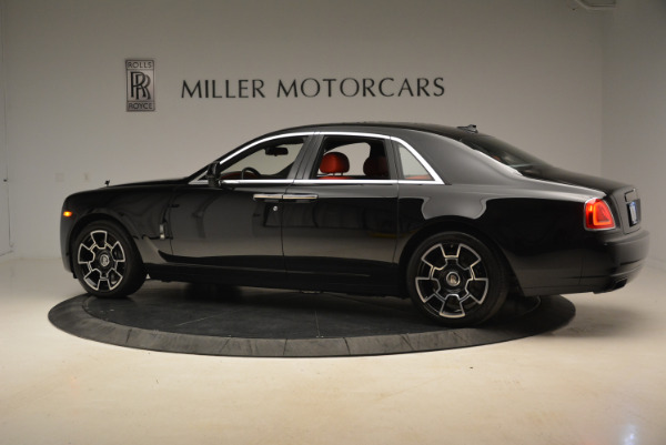 Used 2017 Rolls-Royce Ghost Black Badge for sale Sold at Alfa Romeo of Greenwich in Greenwich CT 06830 4
