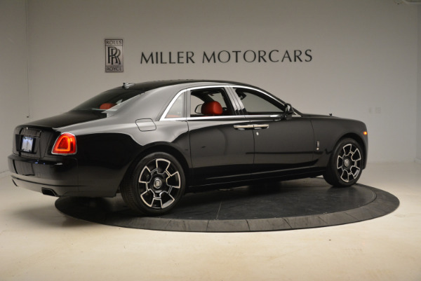 Used 2017 Rolls-Royce Ghost Black Badge for sale Sold at Alfa Romeo of Greenwich in Greenwich CT 06830 8