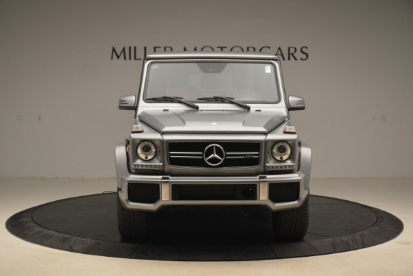 Used 2017 Mercedes-Benz G-Class AMG G 63 for sale Sold at Alfa Romeo of Greenwich in Greenwich CT 06830 12