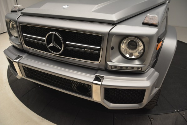 Used 2017 Mercedes-Benz G-Class AMG G 63 for sale Sold at Alfa Romeo of Greenwich in Greenwich CT 06830 14
