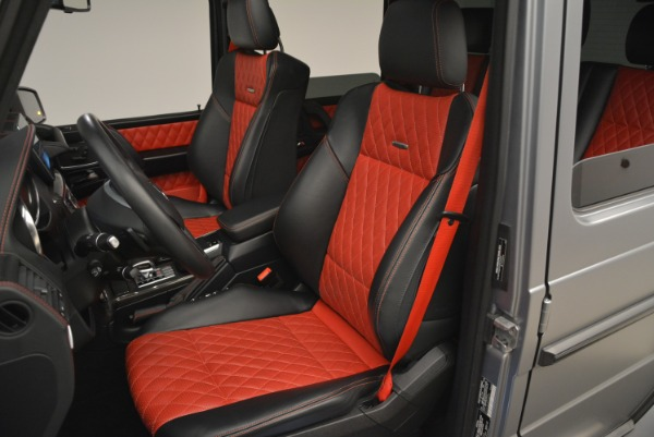Used 2017 Mercedes-Benz G-Class AMG G 63 for sale Sold at Alfa Romeo of Greenwich in Greenwich CT 06830 23