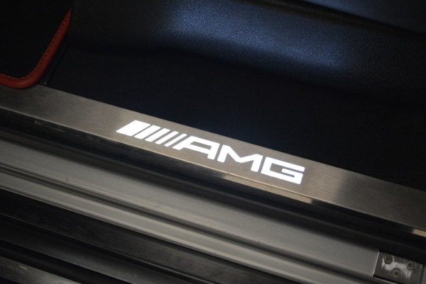 Used 2017 Mercedes-Benz G-Class AMG G 63 for sale Sold at Alfa Romeo of Greenwich in Greenwich CT 06830 24