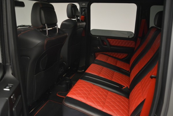 Used 2017 Mercedes-Benz G-Class AMG G 63 for sale Sold at Alfa Romeo of Greenwich in Greenwich CT 06830 26