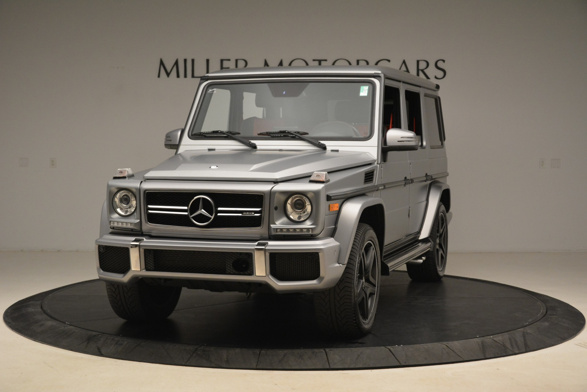 Used 2017 Mercedes-Benz G-Class AMG G 63 for sale Sold at Alfa Romeo of Greenwich in Greenwich CT 06830 1