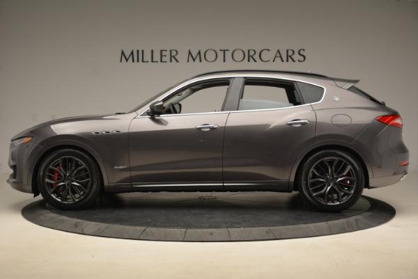 New 2018 Maserati Levante S Q4 GranSport for sale Sold at Alfa Romeo of Greenwich in Greenwich CT 06830 2