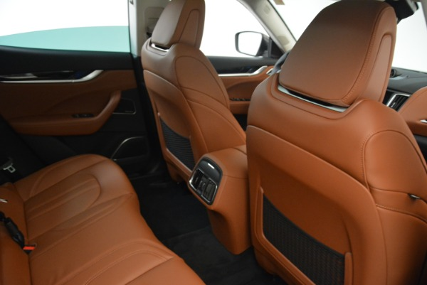 New 2018 Maserati Levante S Q4 GranSport for sale Sold at Alfa Romeo of Greenwich in Greenwich CT 06830 21