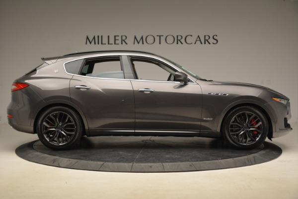 New 2018 Maserati Levante S Q4 GranSport for sale Sold at Alfa Romeo of Greenwich in Greenwich CT 06830 8