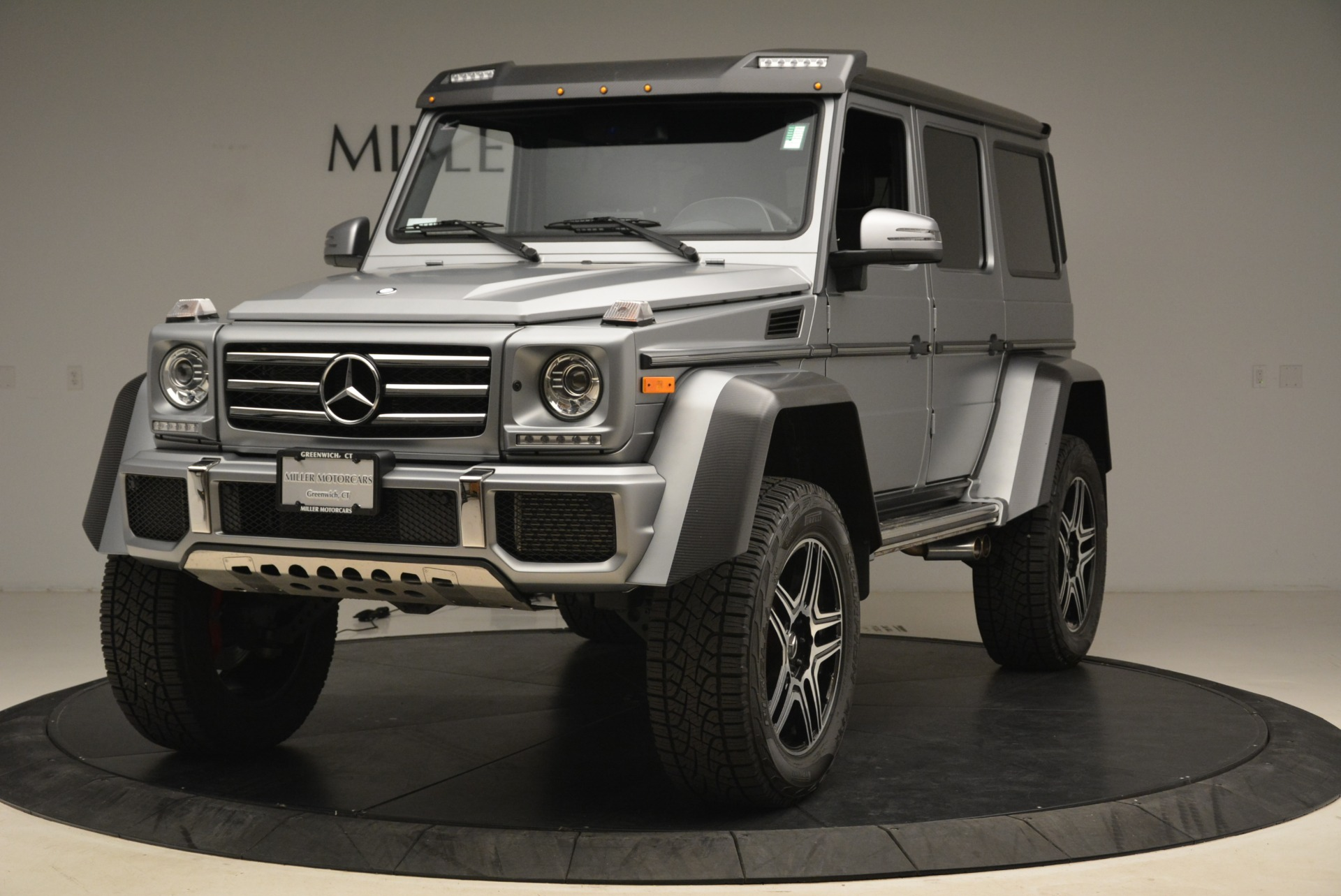 Pre-Owned 2017 Mercedes-Benz G-Class G 550 4x4 Squared For Sale (Special  Pricing) | Alfa Romeo of Greenwich Stock #4465A