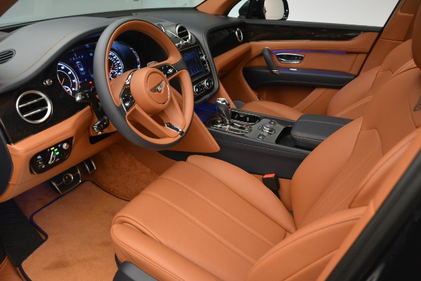 New 2019 Bentley Bentayga V8 for sale Sold at Alfa Romeo of Greenwich in Greenwich CT 06830 17