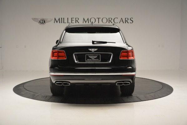 New 2019 Bentley Bentayga V8 for sale Sold at Alfa Romeo of Greenwich in Greenwich CT 06830 6