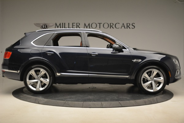 Used 2018 Bentley Bentayga W12 Signature for sale Sold at Alfa Romeo of Greenwich in Greenwich CT 06830 9