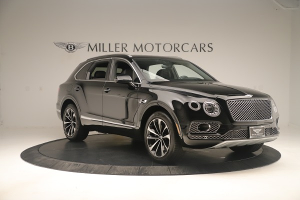 Used 2018 Bentley Bentayga W12 Signature for sale Sold at Alfa Romeo of Greenwich in Greenwich CT 06830 11