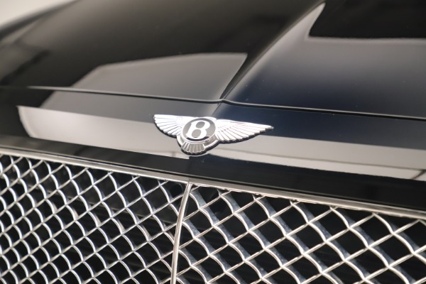 Used 2018 Bentley Bentayga W12 Signature for sale Sold at Alfa Romeo of Greenwich in Greenwich CT 06830 14