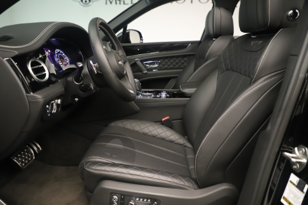 Used 2018 Bentley Bentayga W12 Signature for sale Sold at Alfa Romeo of Greenwich in Greenwich CT 06830 18