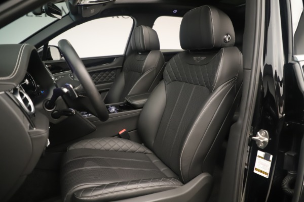 Used 2018 Bentley Bentayga W12 Signature for sale Sold at Alfa Romeo of Greenwich in Greenwich CT 06830 19