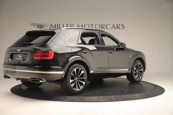Used 2018 Bentley Bentayga W12 Signature for sale Sold at Alfa Romeo of Greenwich in Greenwich CT 06830 8