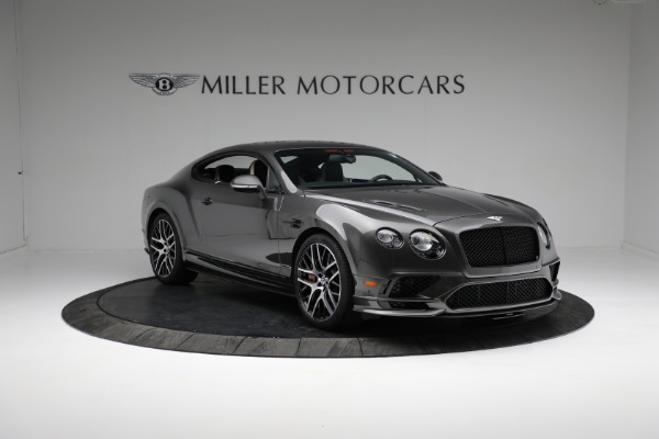 Used 2017 Bentley Continental GT Supersports for sale Sold at Alfa Romeo of Greenwich in Greenwich CT 06830 11