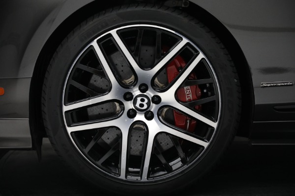 Used 2017 Bentley Continental GT Supersports for sale Sold at Alfa Romeo of Greenwich in Greenwich CT 06830 15
