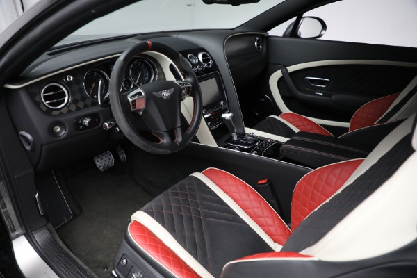 Used 2017 Bentley Continental GT Supersports for sale Sold at Alfa Romeo of Greenwich in Greenwich CT 06830 17