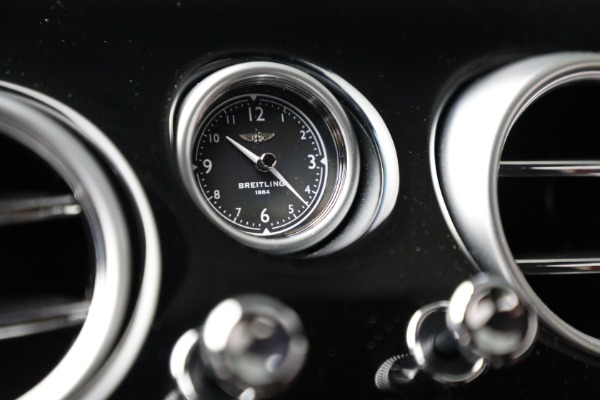 Used 2017 Bentley Continental GT Supersports for sale Sold at Alfa Romeo of Greenwich in Greenwich CT 06830 22