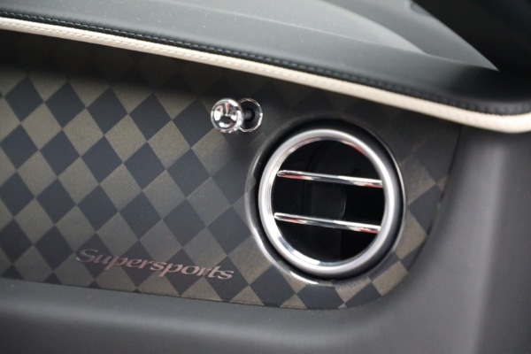 Used 2017 Bentley Continental GT Supersports for sale Sold at Alfa Romeo of Greenwich in Greenwich CT 06830 27