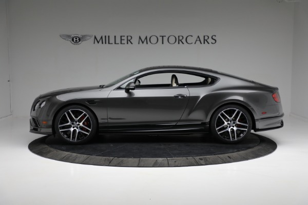 Used 2017 Bentley Continental GT Supersports for sale Sold at Alfa Romeo of Greenwich in Greenwich CT 06830 3