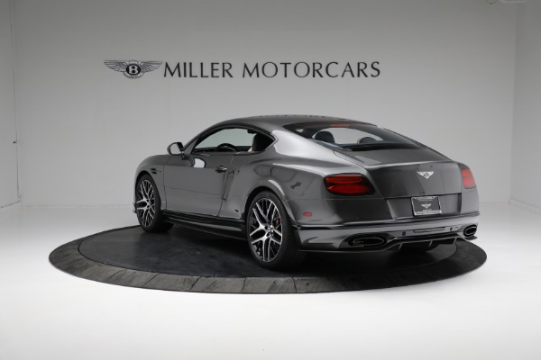 Used 2017 Bentley Continental GT Supersports for sale Sold at Alfa Romeo of Greenwich in Greenwich CT 06830 5