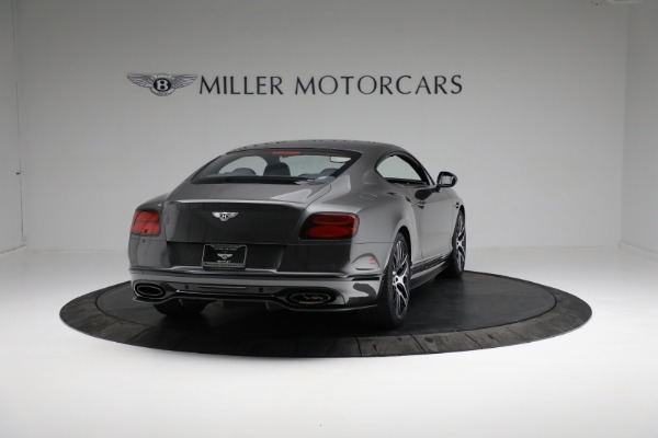 Used 2017 Bentley Continental GT Supersports for sale Sold at Alfa Romeo of Greenwich in Greenwich CT 06830 7