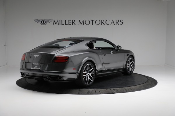 Used 2017 Bentley Continental GT Supersports for sale Sold at Alfa Romeo of Greenwich in Greenwich CT 06830 8