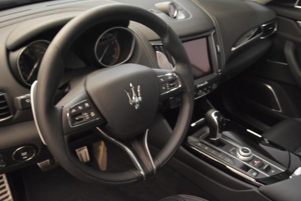 Used 2018 Maserati Levante S Q4 GranSport for sale Call for price at Alfa Romeo of Greenwich in Greenwich CT 06830 16