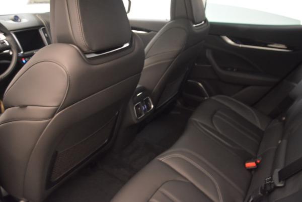 Used 2018 Maserati Levante S Q4 GranSport for sale Call for price at Alfa Romeo of Greenwich in Greenwich CT 06830 17