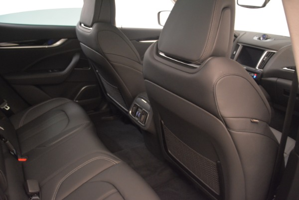 Used 2018 Maserati Levante S Q4 GranSport for sale Call for price at Alfa Romeo of Greenwich in Greenwich CT 06830 23