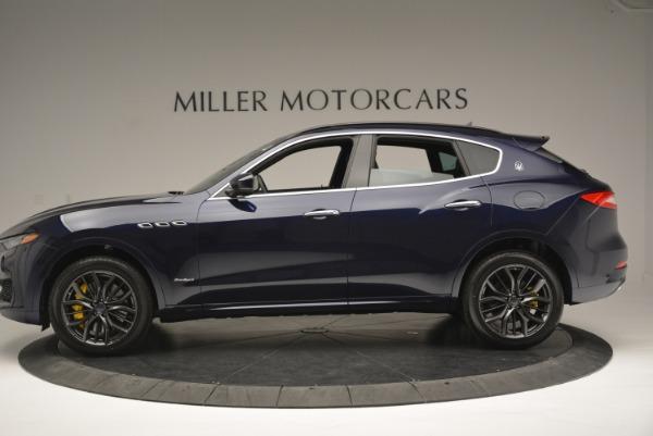 New 2018 Maserati Levante S Q4 GranSport for sale Sold at Alfa Romeo of Greenwich in Greenwich CT 06830 3