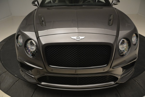 Used 2017 Bentley Continental GT Supersports for sale Sold at Alfa Romeo of Greenwich in Greenwich CT 06830 13