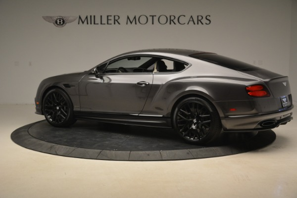 Used 2017 Bentley Continental GT Supersports for sale Sold at Alfa Romeo of Greenwich in Greenwich CT 06830 4