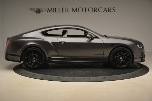 Used 2017 Bentley Continental GT Supersports for sale Sold at Alfa Romeo of Greenwich in Greenwich CT 06830 9