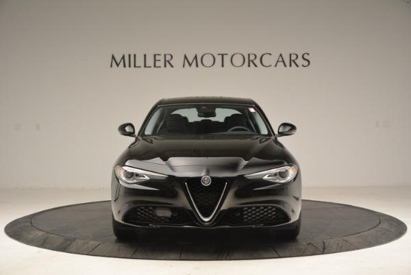 New 2018 Alfa Romeo Giulia Ti Q4 for sale Sold at Alfa Romeo of Greenwich in Greenwich CT 06830 12