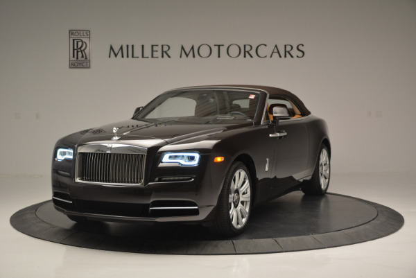 Used 2018 Rolls-Royce Dawn for sale Sold at Alfa Romeo of Greenwich in Greenwich CT 06830 9