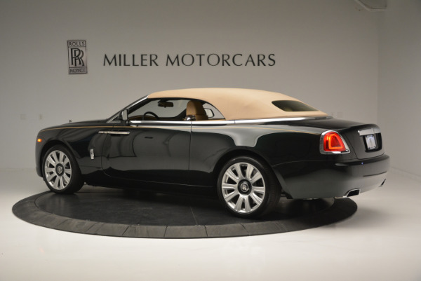 Used 2018 Rolls-Royce Dawn for sale Sold at Alfa Romeo of Greenwich in Greenwich CT 06830 11