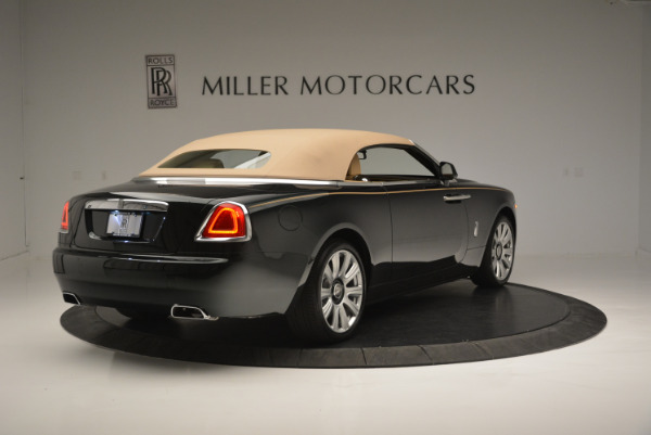 Used 2018 Rolls-Royce Dawn for sale Sold at Alfa Romeo of Greenwich in Greenwich CT 06830 14