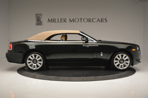 Used 2018 Rolls-Royce Dawn for sale Sold at Alfa Romeo of Greenwich in Greenwich CT 06830 15