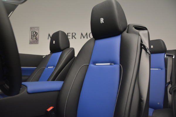 Used 2018 Rolls-Royce Dawn for sale Sold at Alfa Romeo of Greenwich in Greenwich CT 06830 19