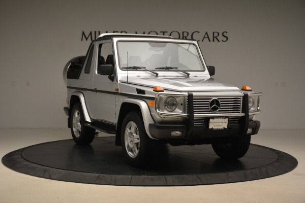 Used 2000 Mercedes-Benz G500 RENNTech for sale Sold at Alfa Romeo of Greenwich in Greenwich CT 06830 11