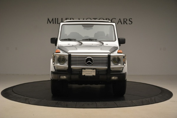 Used 2000 Mercedes-Benz G500 RENNTech for sale Sold at Alfa Romeo of Greenwich in Greenwich CT 06830 12